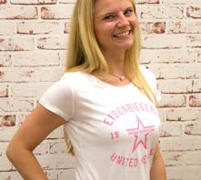 IRON SYSTEM® Basic Shirt Eisenbiegerin, female, white