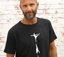 deepWORK® Basic Shirt Signs, male, black