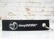deepWORK® Schlüsselanhänger