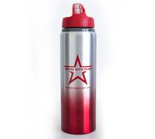IRON SYSTEM® Alu-Trinkflasche